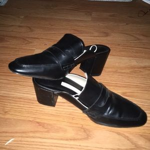 H&M Loafer Heels